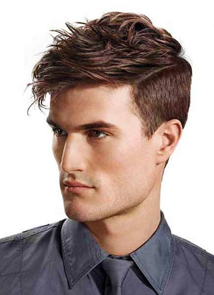 Mens Haircut Roin Style Hair And Beauty Salon In Rome